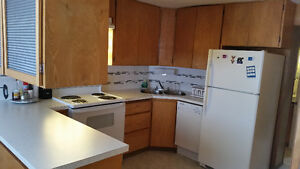 trail b.c.   lower half of duplex available for short term rent