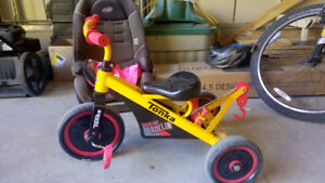 Tricycle hardly used