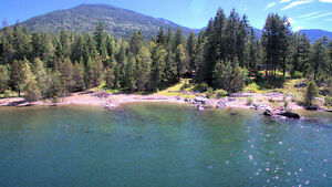 0.445 Acre Waterfront Building Lot on Kootenay Lake