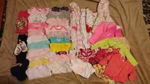 Baby girl clothes 0-6 months #4