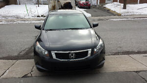 2008 Honda Accord gris Berline
