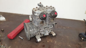 2002 skidoo MXZ 700 HO engine motor.  FIT ZX AND REV CHASSIS