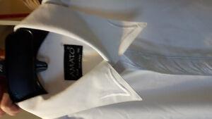 Mans elegant shirt size XXL