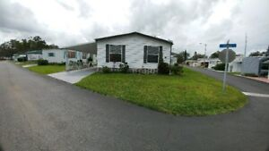 FOR  SALE   - FLORIDA  - DOUBLE WIDE MOBILE HOME