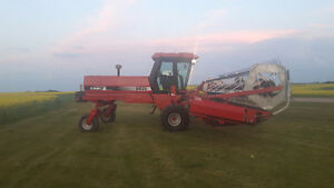 Case IHC 8825 Swather 30ft - 2036 hrs