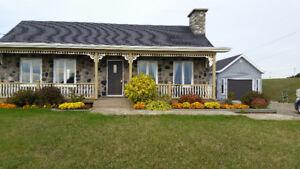 Charmante maison à louer aux Îles-de-la-Madeleine