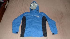 Manteau des Carabins de l'Université de Montréal coat jacket