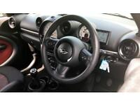 2014 Mini Hatch 1.6 Cooper D 5dr Manual Diesel Hatchback
