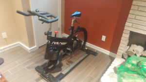 RealRyder ABF8 Spin Cycle Stationary Bike
