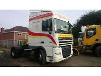 DAF 105 TRUCK XF 4X2 TRACTOR UNIT EURO 5 400,000 KMS WARRANTED