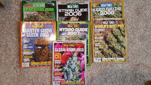 High Times Special Collectors Editions
