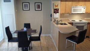 1Bdrm Condo: Dundas&Church,Fully Furnished, WiFi, Walk To Subway