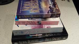 Four NORA ROBERTS Novels