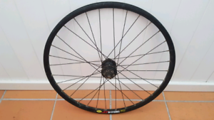 Mavic XM 317 Disk 26 inch bike wheel