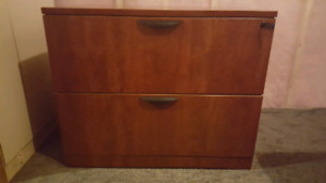 2 drawer file cabinet mint condition