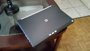 HP i7 Quad Core 16 gb Ram 120 gb SSD + 500gb SSD Gaming Laptop
