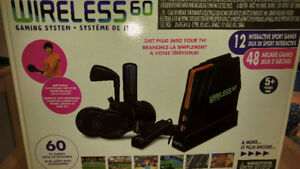 Wireless Games Console with 60 games
