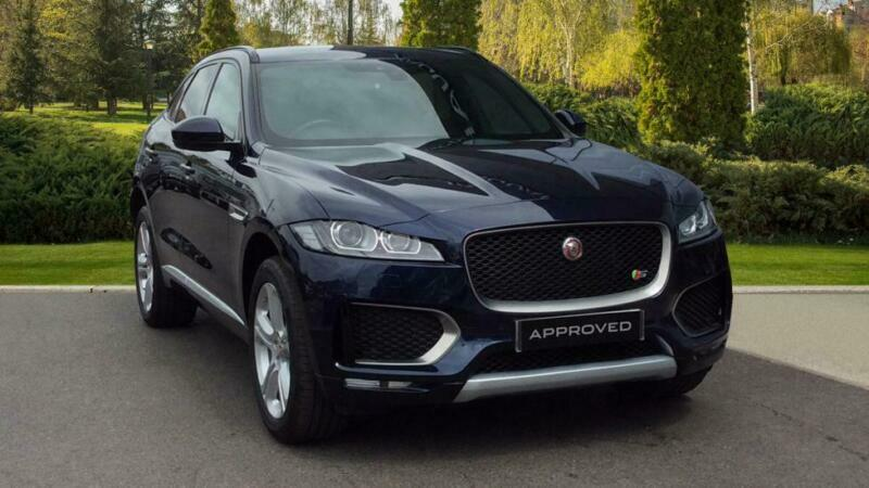 2018 Jaguar F Pace 3 0 Supercharged V6 S 5dr Awd Automatic Petrol Estate In Tunbridge Wells Kent Gumtree
