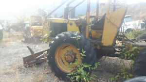 Skidder for sale