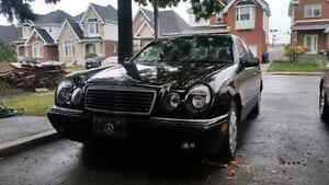 Mercedes E 320 4matic