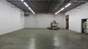 Warehouse Storage -inside, heated, dry, loading dock