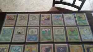 Lots of very rare pokemon cards