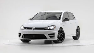 2016 VW Golf R - PRIVATE SALE - Manual Transmission