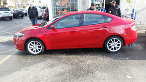 2013 Dodge Dart Sedan ralley