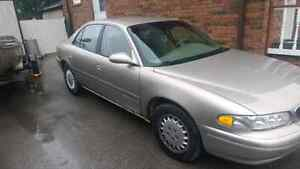 2001 buick century custom fully loaded with only 100000 km