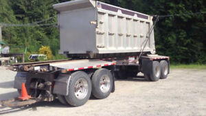 1997 Knight Dump trailer transfer
