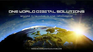 One World Digital Solutions Premium Android Entertainment System Peterborough Peterborough Area image 1