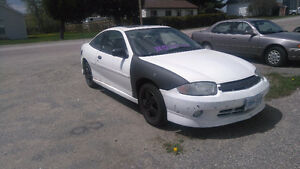 2005 Chevrolet Cavalier Coupe (2 door) with sunroof