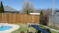 GGM  fence, gate, deck and repairs and more!