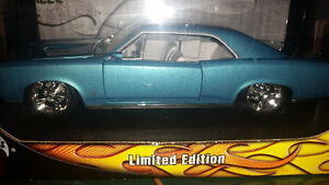 1966 Pontiac GTO new in box by Hot Wheels..MINT..only $35.......