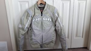 Brand New womens Icon textile jacket size med