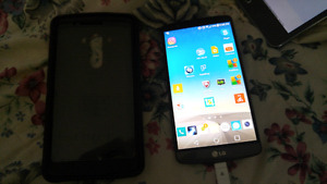 LG 3 phone less then year old and in great condition