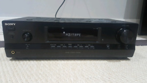 SONY Stereo Amplitier/Receiver..