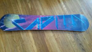 Capita Space Metal Fantasy women's snowboard size 143