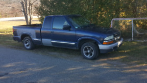 2003 s10 2wd