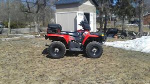 2010 polaris 4 wheeler for sale