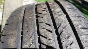235/55-R17    99H  ford escape like new tires