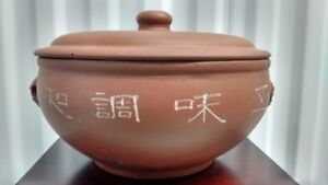 Chinese Old Zisha Pot,carved flowers and bird