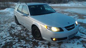 2008 Saab stationwagon