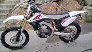 Yamaha YZ450F Low hours Used only in the bush
