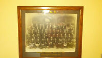 Ancienne photo Brome Missisquoi LODGE 1911 - Church Parade