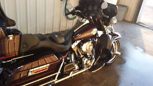 Electra Glide Ultra Classic All reasonable offers considered.