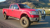 2007 Ford F-150 supercab 4x4