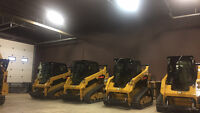 Skid steer and excavation services.