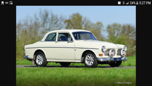 Wanted volvo 122 or 123gt