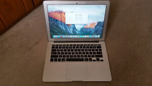 2012 MACBOOK AIR A1466 with New 9+hr Battery